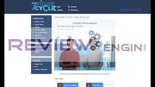 """7 Figure Cycle Review - Members Area """"DEMO"""""""