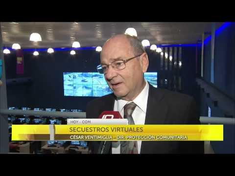 Las Noticias por el Diez | Secuestros Virtuales