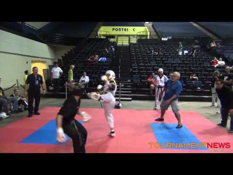 Unknown vs Chelsey Nash at Gator Nationals 2013