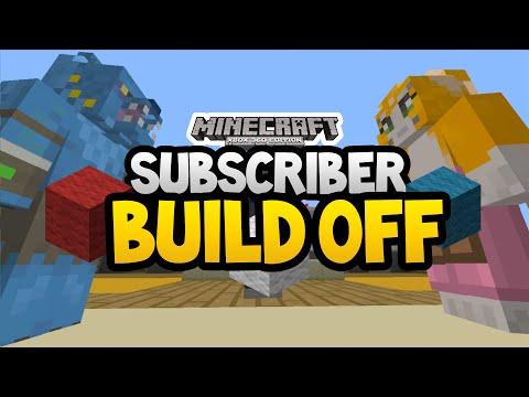 Minecraft Xbox - Subscriber Build Off - GRAVEYARD! [25]