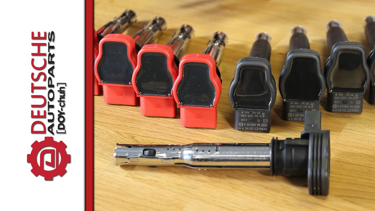 Check Engine Light Flashing >> Bad Ignition Coils on VW and Audi 2.0T (How to check) - YouTube