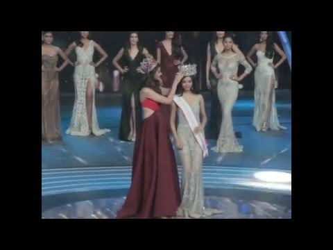 fbb Femina Miss India 2016: Crowning Moment