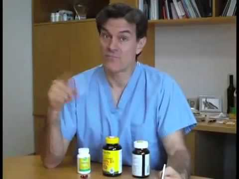 Dr Oz's Recommendation on Vitamins | REVIEW Product