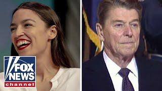 Former Reagan aide slams Ocasio-Cortez's racism comments