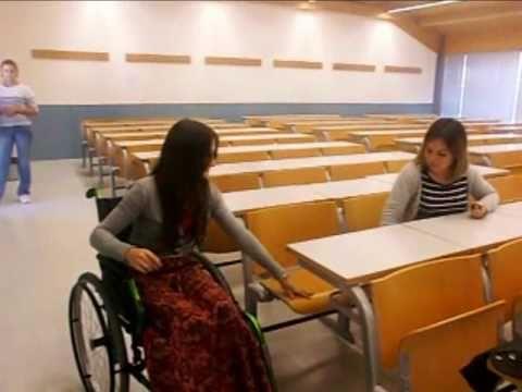 Eps Integracion De Personas Con Discapacidad Fisica Youtube