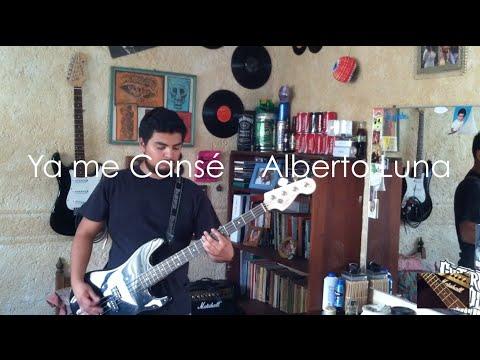 LolaClub - Ya me Cansé (Bass Cover)