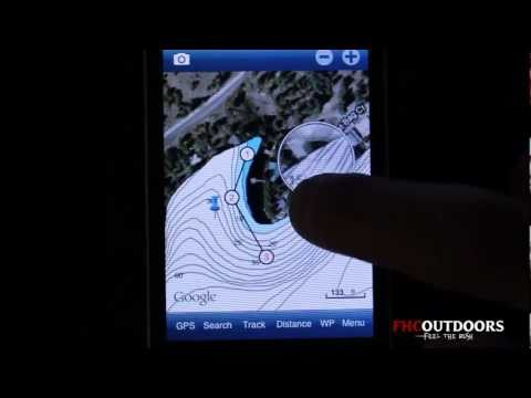 Navionics iPhone App Review and Tutorial