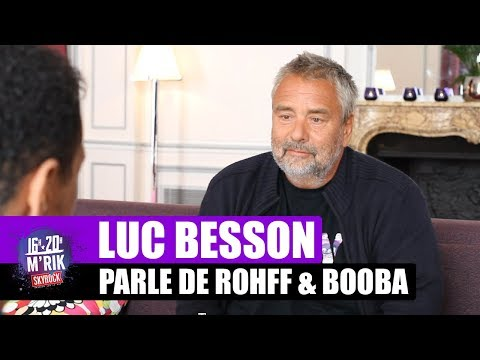 Interview - Luc Besson parle de Booba & Rohff !