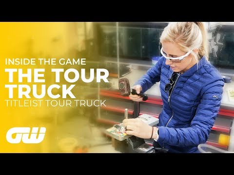 A Look Inside a Pro Tour Truck | Inside The Game | Golfing World