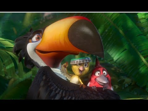 Rio 2 Official Trailer #2 HD Anne Hathaway Jamie Foxx