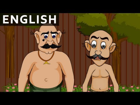 Tales of Tenali Raman in English - 04 MATGIC CHANT - Animated / Cartoon Stories