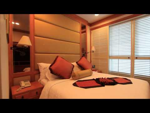 Spacious Serviced Apartment for Rent at Centre Point Hotel Ploenchit E2-080