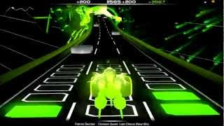 Audiosurf - Symphony of Magic: Crimson Quest: Last Choice (New Mix)