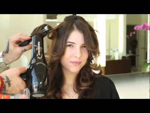 Modern Blow Out- Sally Hershberger Los Angeles