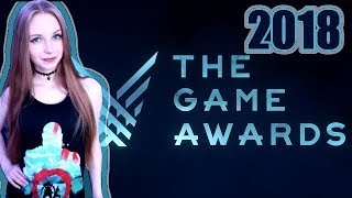 THE GAME AWARDS 2018! LIVE REACTION!