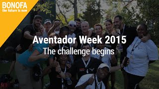 BONOFA Aventador Week 2015 - The challenge begins (Day 3)