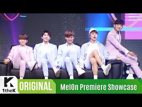 [MelOn Premiere Showcase] 세븐틴(SEVENTEEN) _ 예쁘다(Pretty U)