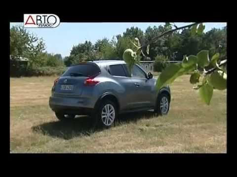 Nissan Juke - Наши тесты