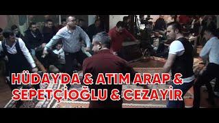 Ömer Faruk Bostan - Hüdayda & Atım Arap & Sepetçioğlu & Cezayir (Dostlar Konağı Muhabbeti 2016)