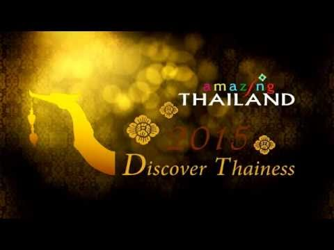 """2015 Discover Thainess"" campaign Launched in Dubai by Thai Tourism"