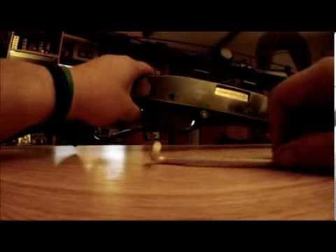 Winchester 250 (lever action) disassembly