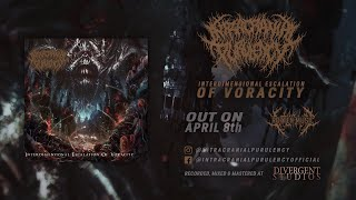 INTRACRANIAL PURULENCY - INTERDIMENSIONAL ESCALATION OF VORACITY [OFFICIAL LYRIC VIDEO](2020)SW EXCL