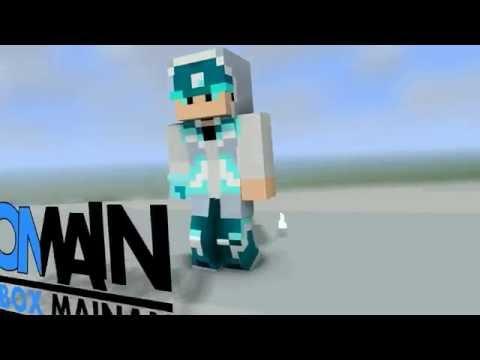 Boboiboy Ice Minecraft Animation