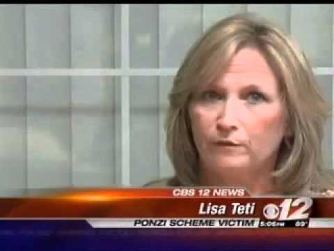 Another Ponzi Scheme! Rep. West Helps Victims