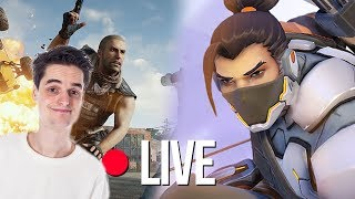 GameMeneer Livestream 05-09-2017 (Overwatch S6 & PUBG)