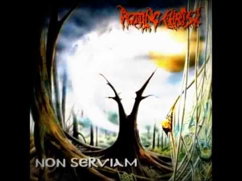 Rotting Christ - Ice Shaped God