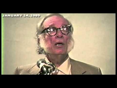 Isaac Asimov  Greenhouse Effect 1989