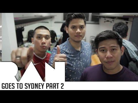 RAN Goes To Sydney (Part 2)
