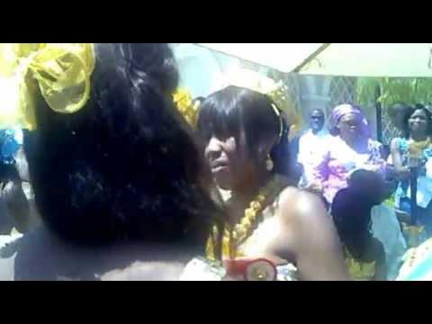 Vidéo exceptionnelle: Mariage de Didier Drogba et Lala Diakité à Monaco (Drogba's wedding)