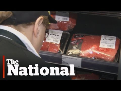 Food Prices Rise in Canada