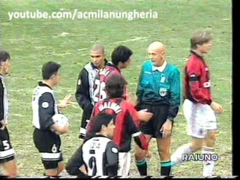 Serie A 1998/1999 | AC Milan vs Udinese 3-0 | 1998.12.06