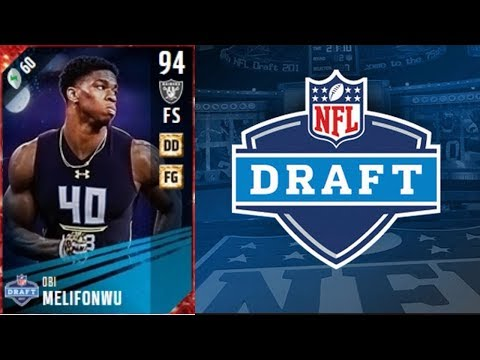 NFL Obi Melifonwu   Player Review   Madden 17 Ultimate Team Gameplay