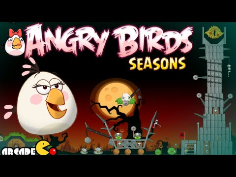 Angry Birds Seasons: Hobbit Day 2014!