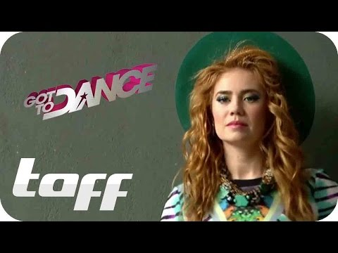 Palina Rojinski - Jurorin bei Got to Dance 2014 | taff