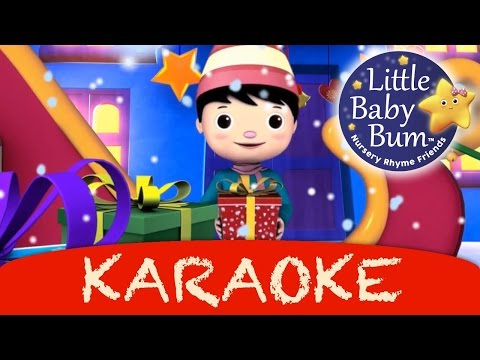 karaoke: Jingle Bells - Instrumental Version With Lyrics HD