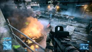 Battlefield 3|Multiplayer|Conquest|DEFCONZERO.