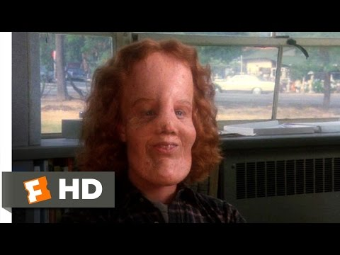 Mask (4 10) Movie Clip - First Day Of School (1985) Hd video
