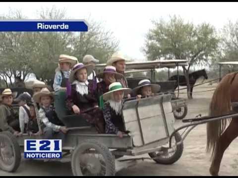 Menonitas en Rioverde