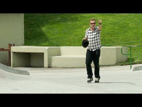 Jake Phelps Portrero Skatepark Session RIP