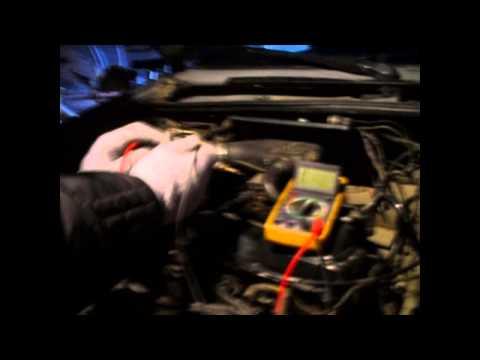 Видео как проверить датчик температуры воздуха на впуске