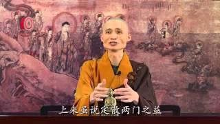 凈宗法師 《觀經》教眼 第01讲 (序說)