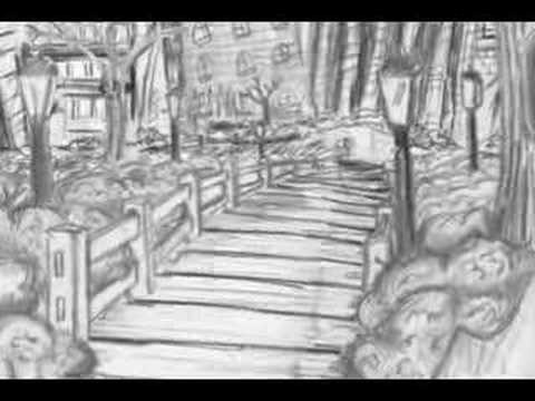 Sufjan Stevens Redford (for yia-yia and pappou) Animatic