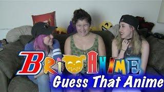 BRI-ANIME Guess That Anime