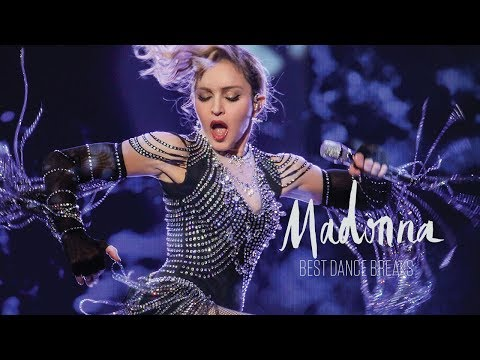 Madonna's Best Dance Breaks