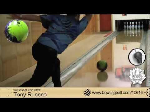 bowlingball.com DV8 Nightmare Bowling Ball Reaction Video Review