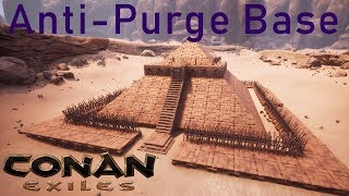 Conan Exiles - Anti-Purge Base: Pyramid